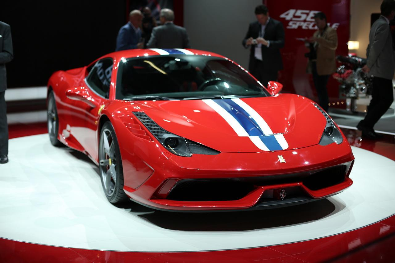 Ferrari 458 Speciale- the Extraordinary Head Turner - VIDEO - Super ...
