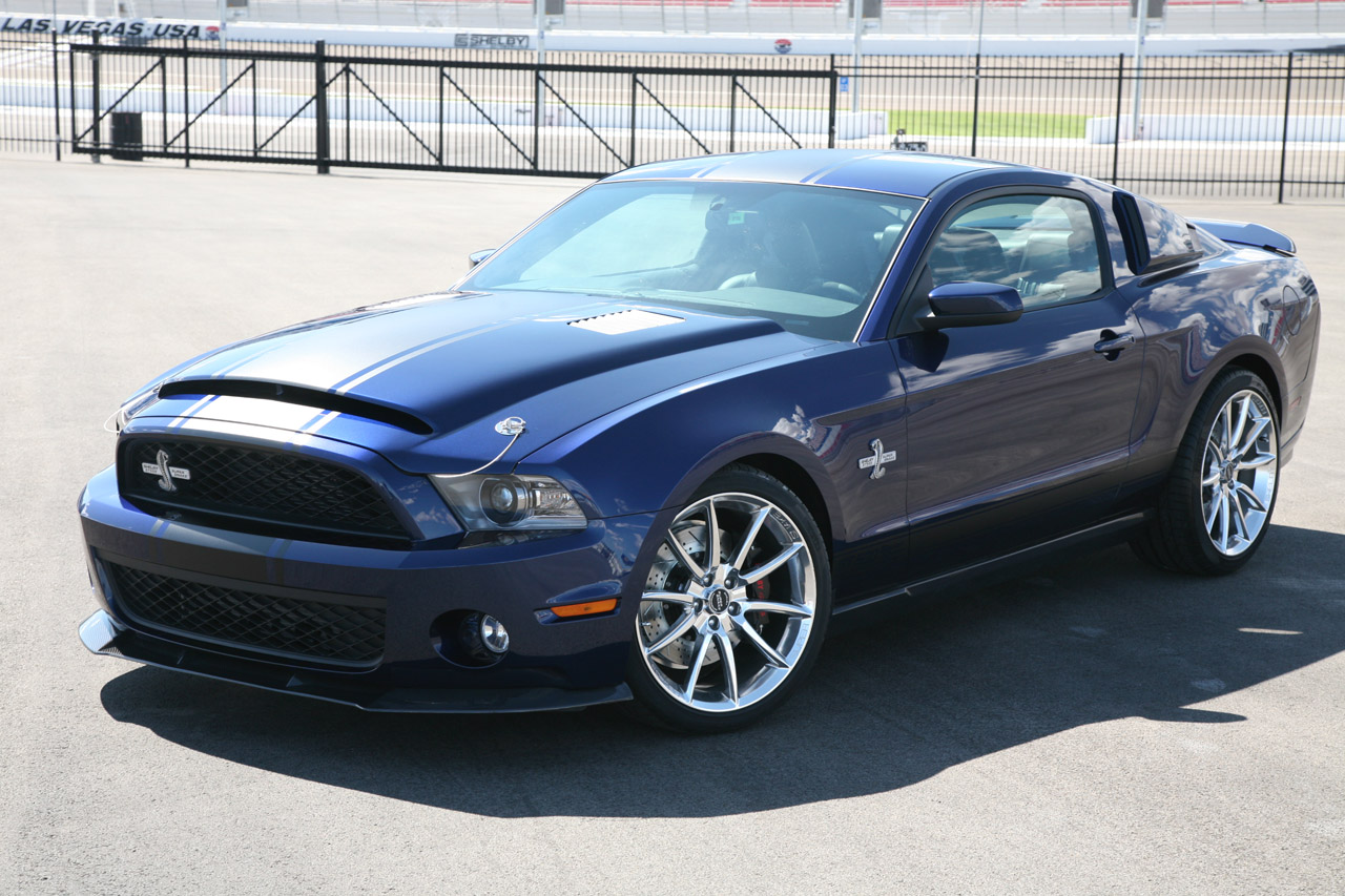 Shelby Gt500 Super Snake With Mostrous 725 Hp Improved