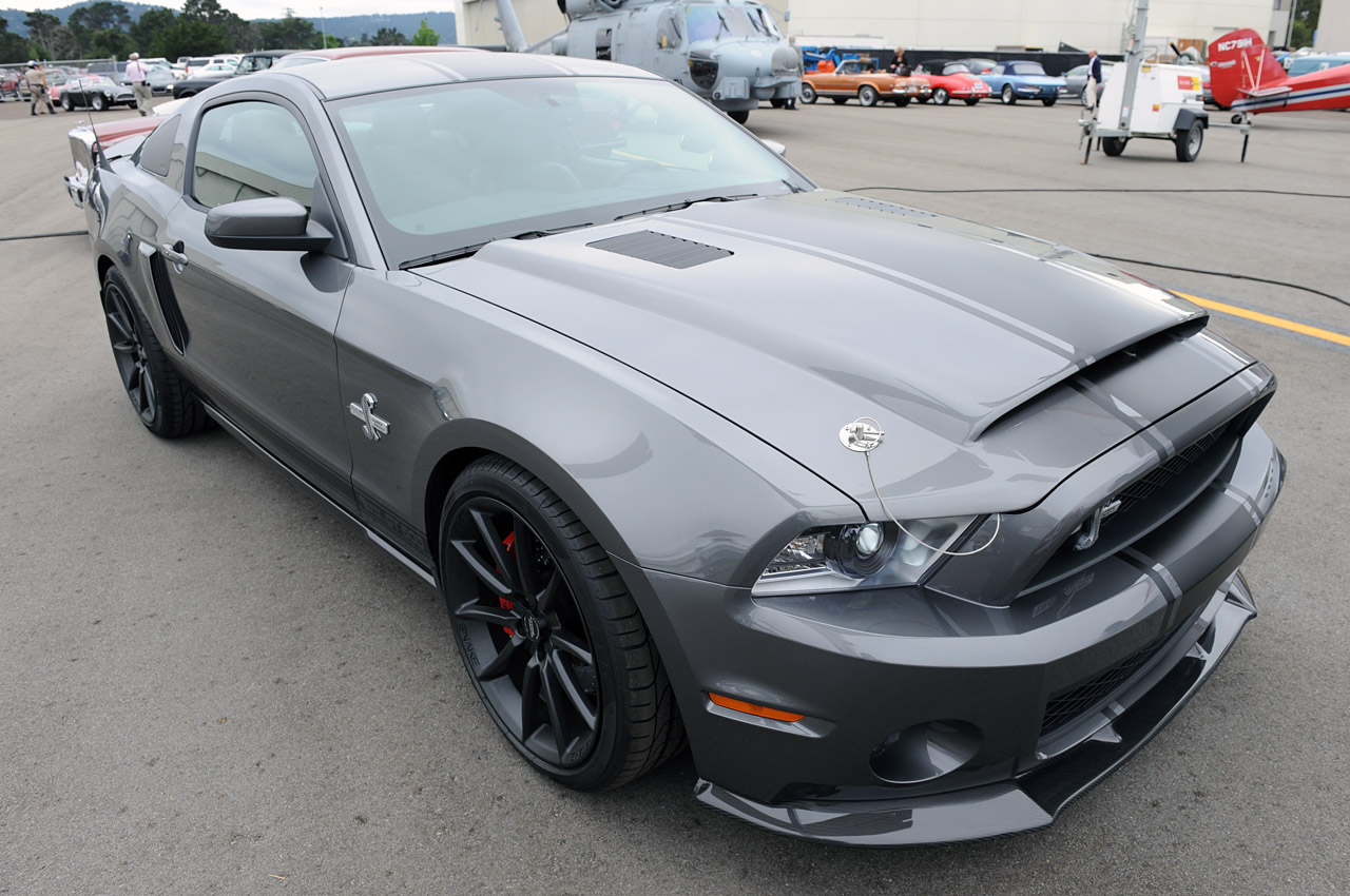 Monstrous Shelby GT500 Super Snake with 725hp and Improved ...