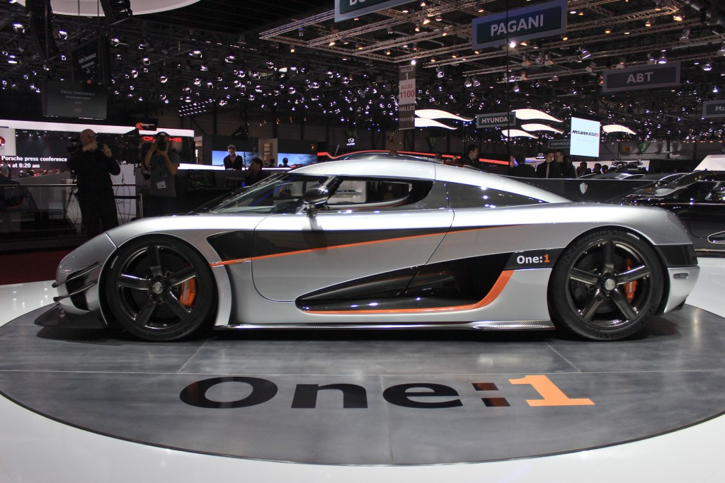 koenigsegg one1 photos 2014 geneva motor show 3