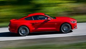 Ford Mustang GT 2015 photo 1