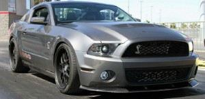 shelby mustang 1000 feature logo