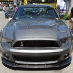 shelby mustang 1000hp gray 1