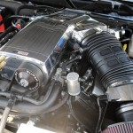 shelby mustang 1000hp engine gray