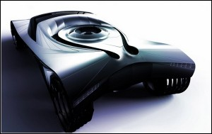 thorium fuel laser car concept 2