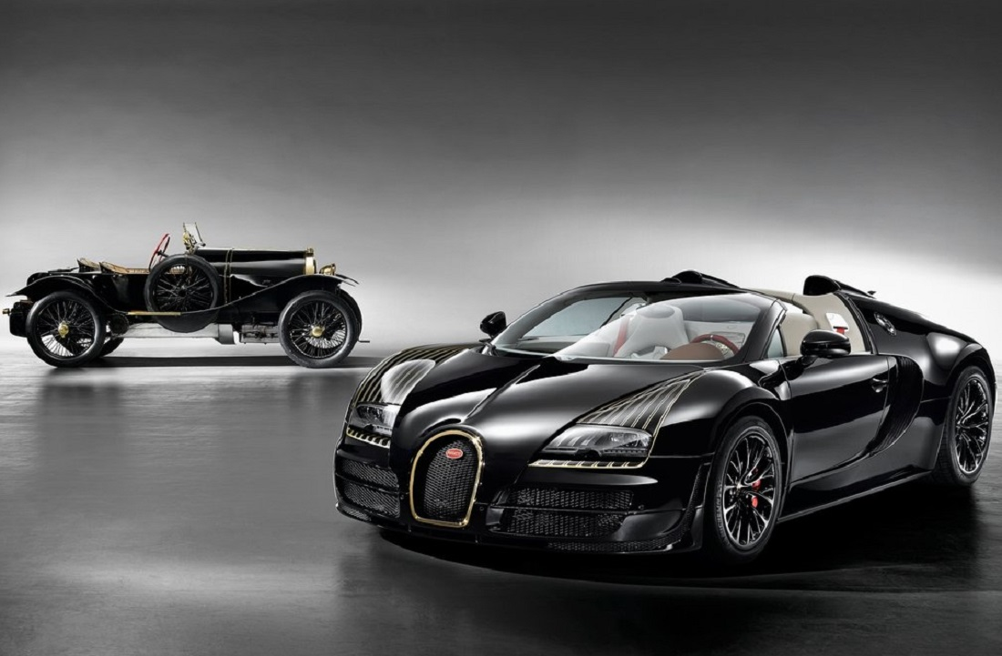 bugatti introduced the latest veyron grand sport vitesse black bess legend ed. Black Bedroom Furniture Sets. Home Design Ideas