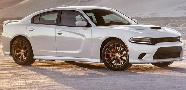 Dodge Charger SRT Hellcat 2015 – the Fastest and most Powerful Sedan in the World