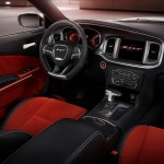 Dodge Charger SRT Hellcat 2015 inside interior