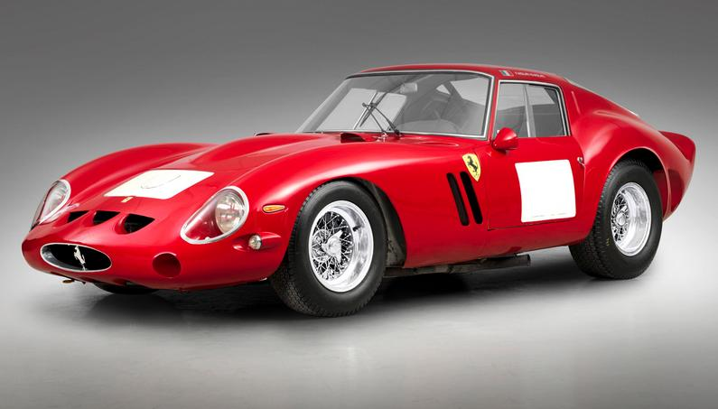 Ferrari 250 GTO Berlinetta 1962 is the most Expensive car Sold at Auction for a Record Price  of $-38,115 million-VIDEO