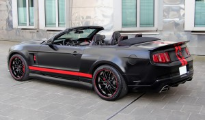 Ford Mustand Shelby GT-500 Anderson Germany Super Venom Edition-2013