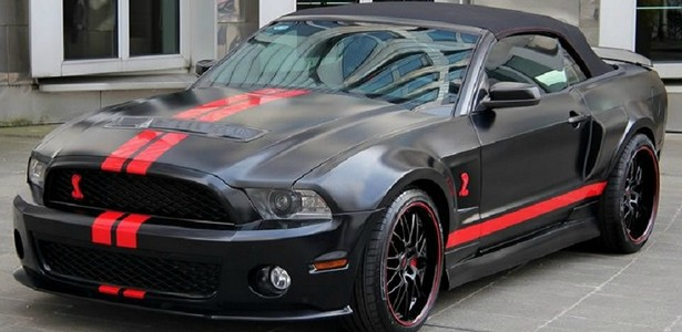 Mustang Shelby GT500 masterpiece Super Venom Edition by Anderson Germany