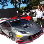 Lamborghini Huracan LP 620-2 Super Trofeo- with hostess