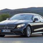 Mercedes Benz new S 65 AMG 2015 front