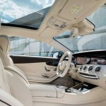 Mercedes Benz S 65 AMG 2015 interior design