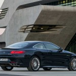 Mercedes Benz new S 65 AMG 2015 rear