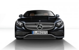 Mercedes Benz S 65 AMG Coupe 2015 front
