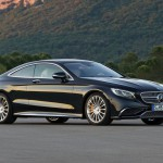 Mercedes Benz S65 AMG Coupe 2015