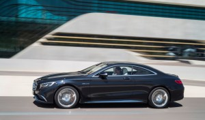 Mercedes Benz S 65 AMG Coupe 2015 side image