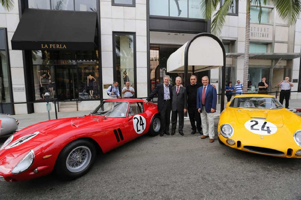 ferrari 1000 beverly hills photo1 super cars corner. Cars Review. Best American Auto & Cars Review