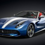 Ferrari F60 America front side photo