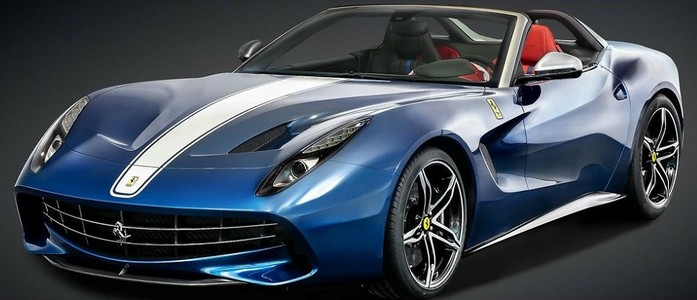 Ferrari Presents a Crazy Supercar for 60th Anniversary: Limited Edition of the Awesome Ferrari F60 America-VIDEO
