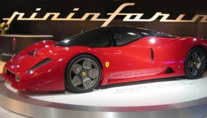 Ferrari P4/5 by pininfarina-made for film director and stock exchange magnate James Glickenhaus