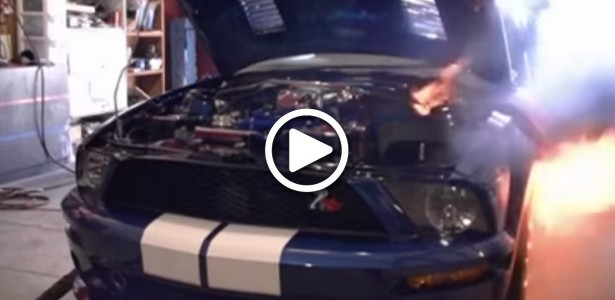How to Find Out if Tuned Supercharged MUSTANG Shelby GT500 Has 800HP for Real?
