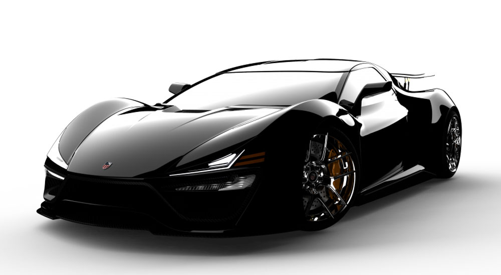 American Hypercar Trion Nemesis Will Be Faster Than