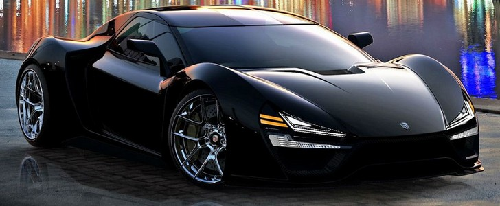 American HyperCar TRION NEMESIS Will Be Faster than KOENIGSEGG ONE:1