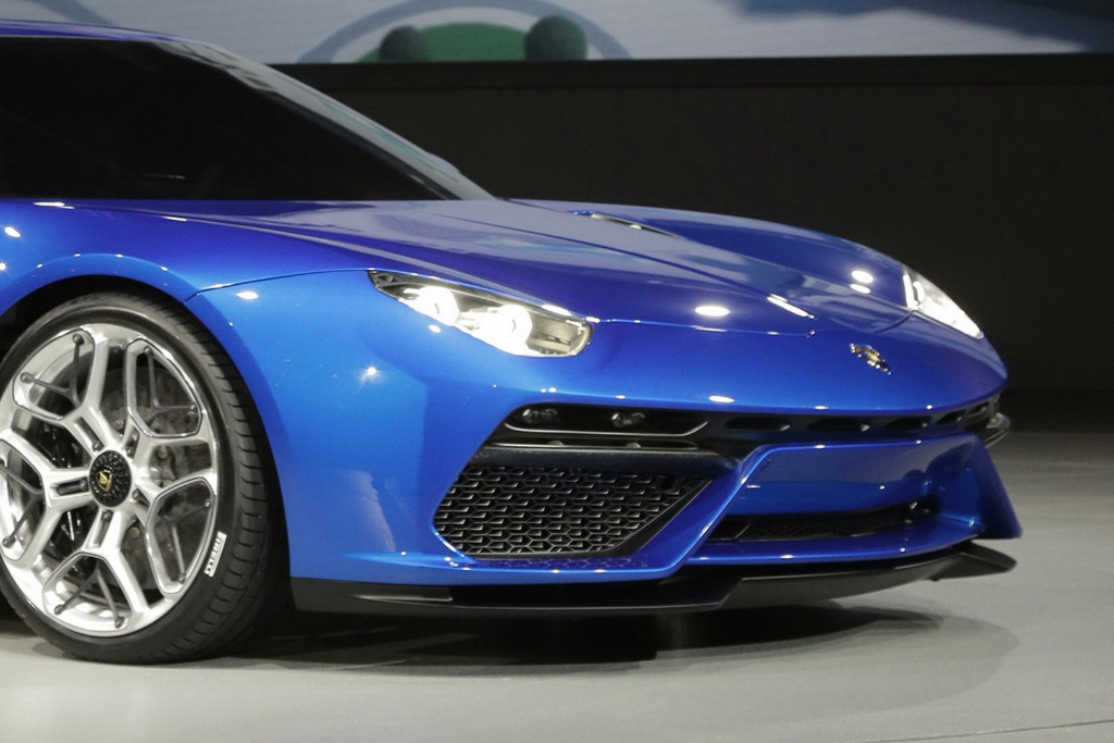 2010 Lamborghini Asterion LPI910 4 Concept photo - 2