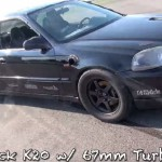 Civic Coupe 700HP Turbo