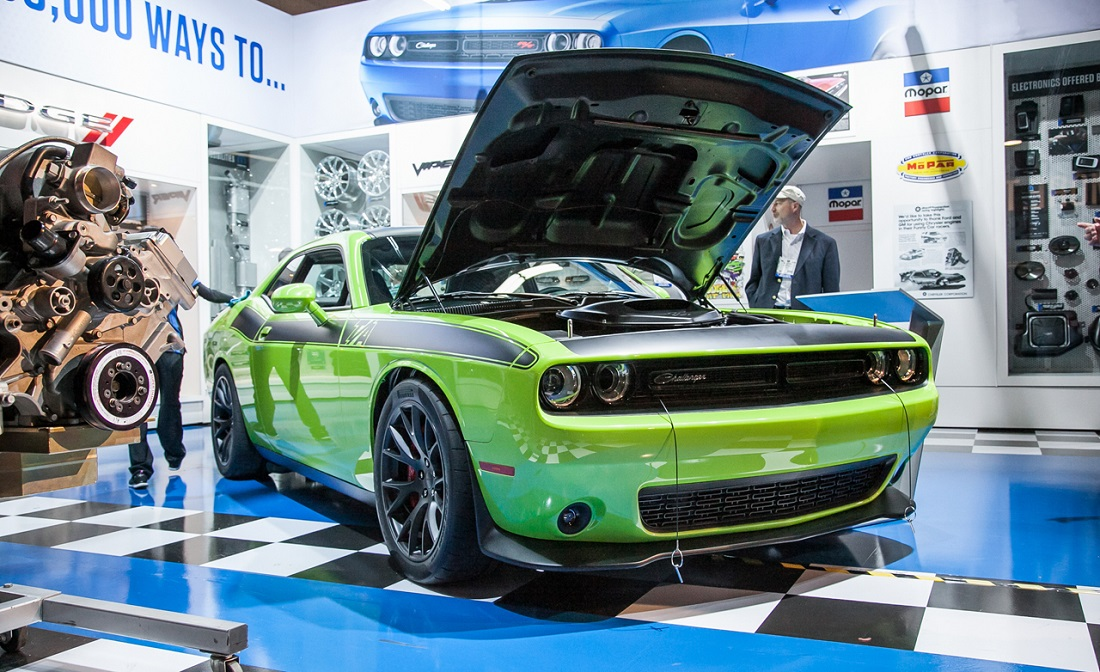 Dodge-Challenger-TA-concept-brings-old-school-muscle-car-to-sema ...
