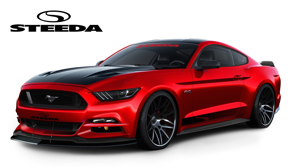 Monstrous versions of the ford mustang 2015 tuned by - Mustang modification ...