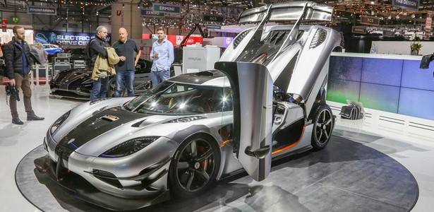 How One of the World's Most Powerful and Most Expensive Cars is Made – Koenigsegg One:1
