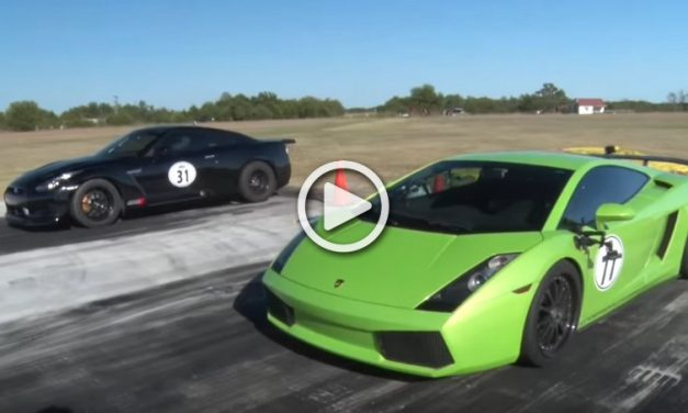Must Watch-AMS GT-R Takes Down Three 2000hp Lambos,1600hp Twin Turbo Dodge Vipers, and 1100hp Toyota Supra!!!