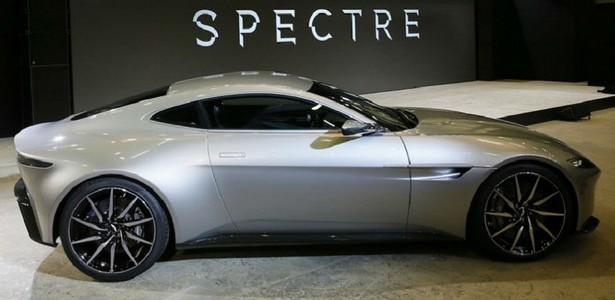 Meet James Bond's Spy Car-Aston Martin DB10 from the Movie Spectre!