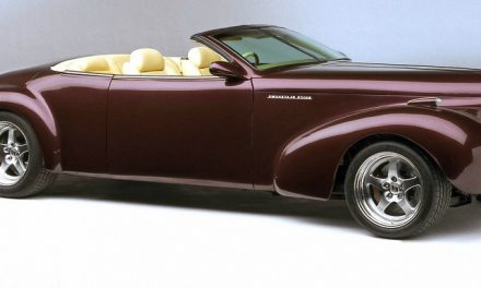 The Old School Buick Blackhawk 1996 Concept Auctioned for the Second Time