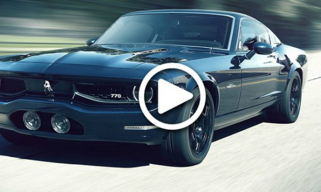 With Merging the Charm of Mustang, Corvette, and Dodge Challenger, We Get Equus Bass 770