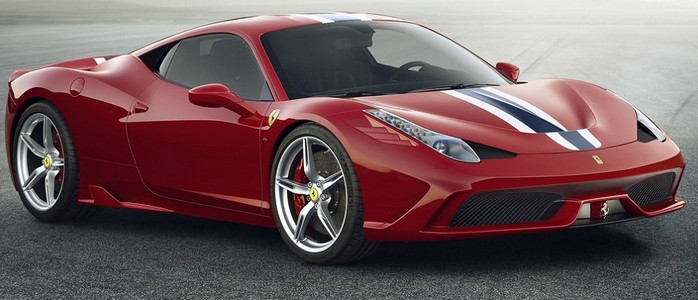 Ferrari 458 Speciale- the Extraordinary Head Turner – VIDEO