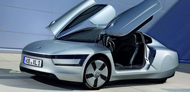 Perfectly Designed VW XL1 Nominated for International Design Award