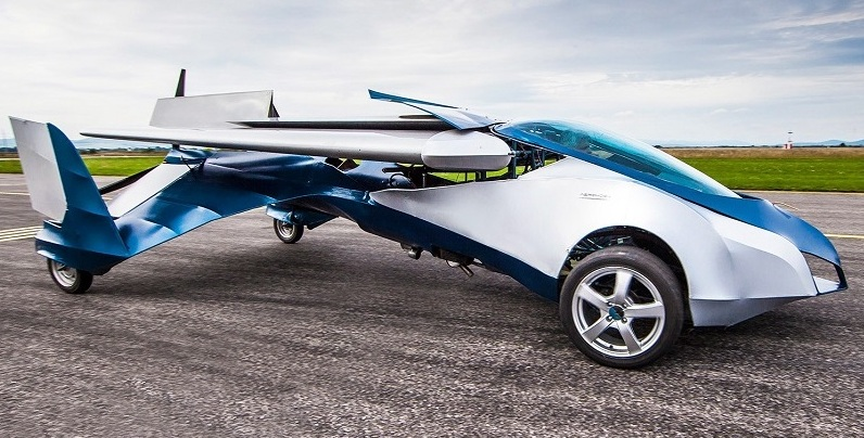 A Flying Car Comes in 2017- Are You Ready to Meet Aeromobil 3.0?