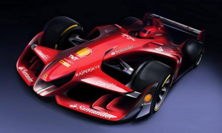 "Ferrari's NEW Vision for the Future of ""Formula 1"" Bolide"