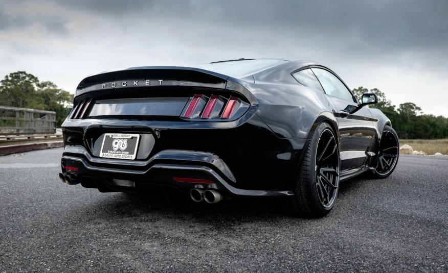 Brutal And Fast Ford Mustang Rocket By Galpin Auto Sports