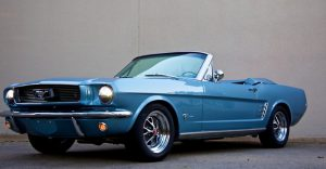 Classic Mustang by Revology Cars