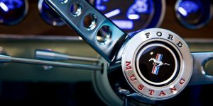 Classic Mustang by Revology Cars-interior-3