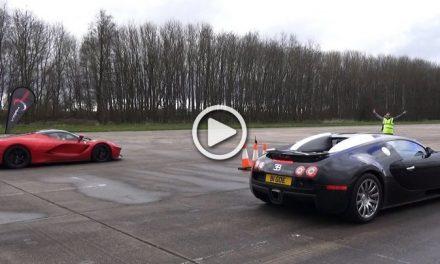 Ferrari LaFerari vs. Bugatti Veyron – Bugatti Lost the Battle for the Fastest Supercar