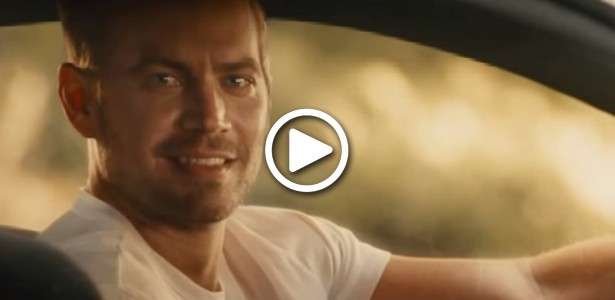Emotional Ending Scenes With Paul Walker in Furious 7