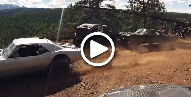 Spectacular GoPro Speed Action Scenes from Furious 7!