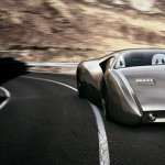 lyons motor car-lm2 streamliner concept in new york auto show 2015