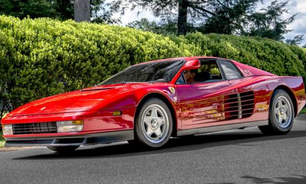 Ferrari Testarossa-All You Need to Know about This Beauty